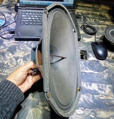 Thiết kế phân tần cho loa oval ISOPHON cùng với một driver bass 40