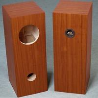 Thùng Loa toàn dải Cột Double Bass Reflex FE168EZ