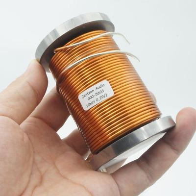 Cuộn cảm Jantzen 10mH lõi sắt từ dây 1.6mm