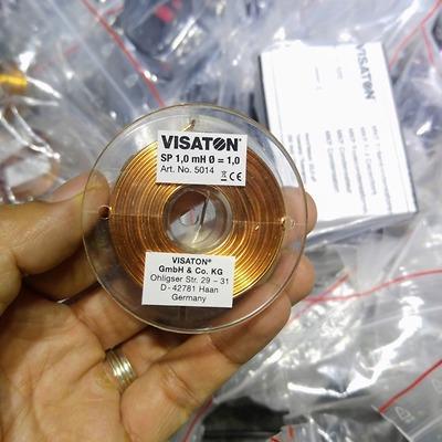 Cuộn cảm Visaton 1mH lõi không khí
