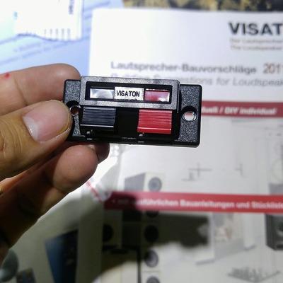 Trạm loa Visaton LK 2 NG