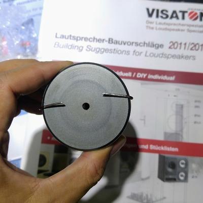 Cuộn cảm Visaton  3.9mH lõi sắt từ