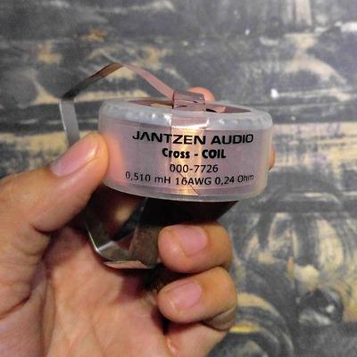 Cuộn cảm lá đồng 0.51mH Jantzen