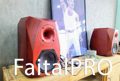 Thiết kế phân tần loa bookshelf hát karaoke và nghe nhạc sử dụng driver FaitalPro HF100 và FaitalPro 6FE100
