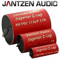 Tụ Jantzen 0.15uF 1200Vdc Superior Z-cap