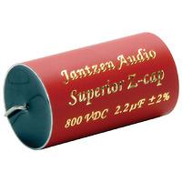 Tụ 2.2uF 800Vdc Jantzen-Audio Superior Z-cap