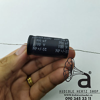 Tụ 300uF 100Vdc Jantzen-Audio Elecap