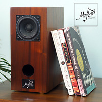 Loa bookshelf Fostex P800K DIY