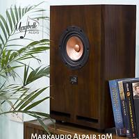 Loa bookshelf toàn dải 16cm Markaudio Alpair 10M