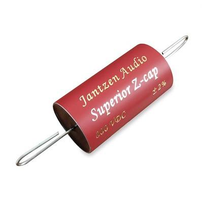 Tụ 1.5uF 800Vdc Jantzen-Audio Superior Z-cap