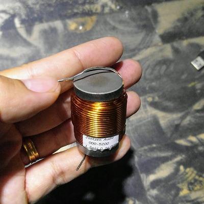 Cuộn cảm Jantzen 1.8mH lõi sắt từ