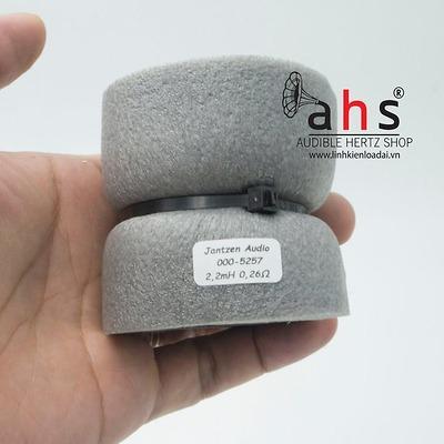 Cuộn cảm Jantzen 2.2mH lõi sắt từ