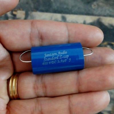 Tụ Jantzen 3.9uF 400Vdc Standard Z-cap