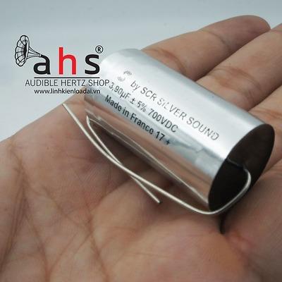 Tụ bạc Solen 3.9uf 700V Fast Cap
