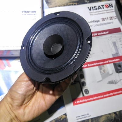 Toàn dải 13cm Visaton BG 13 P