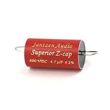 Tụ 4.7uF 800Vdc Jantzen Superior Z-cap