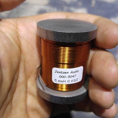Cuộn cảm Jantzen 5.6mH lõi sắt từ