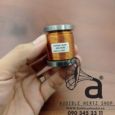 Cuộn cảm 2mH Jantzen-Audio lõi sắt từ