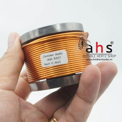 Cuộn cảm Jantzen 9mH lõi sắt từ dây 1.4mm