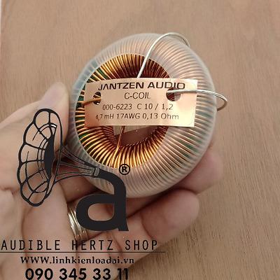 Cuộn cảm 4.7mH Jantzen C-coil
