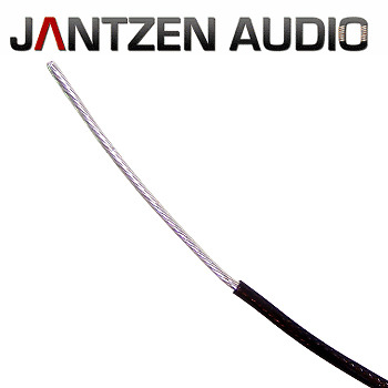 Dây loa mạ bạc sợi đơn Jantzen tiết diện 1.25mm