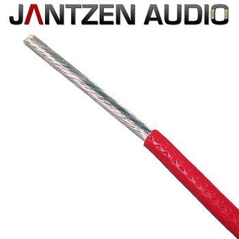 Dây loa mạ bạc sợi đơn Jantzen tiết diện 2.5mm