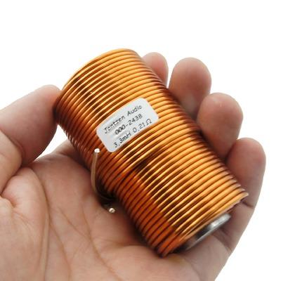 Cuộn cảm Jantzen 3.3mH lõi sắt từ
