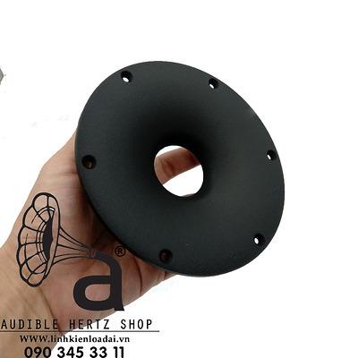 Miệng kèn cho loa tép dome, Visaton WG 148 R, giá bán theo cặp