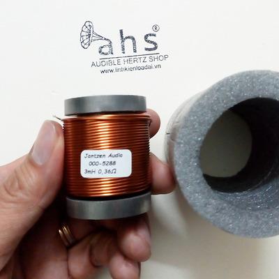 Cuộn cảm 3mH Jantzen-Audio lõi sắt từ