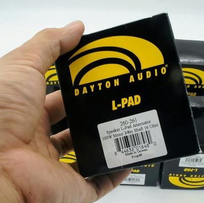 Biến trở/ Chiết áp/Lpad 16 OHM 100W Dayton Audio