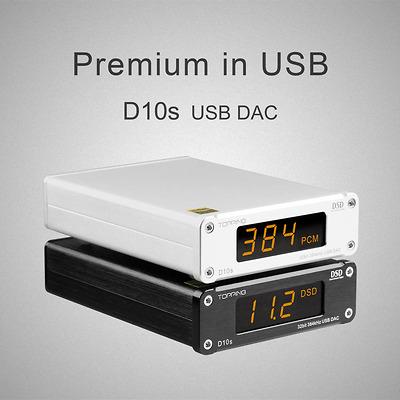 DAC giải mã Topping D10s