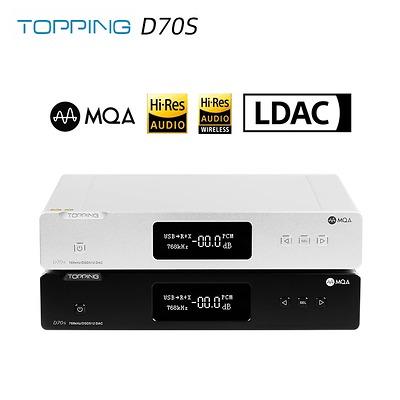 DAC giải mã Topping D70s MQA