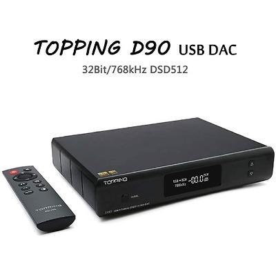 DAC giải mã Topping D90
