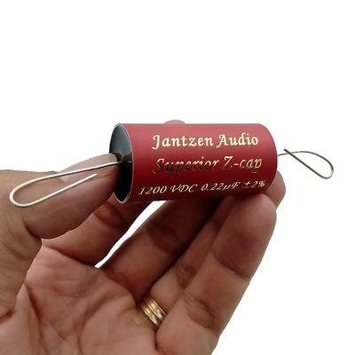 Tụ Jantzen 0.22uF 1200Vdc Superior Z-cap