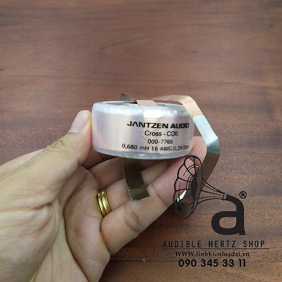 Cuộn cảm 0.68mH Jantzen-Audio Cross Coil
