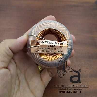 Cuộn cảm 5.6mH Jantzen C-coil