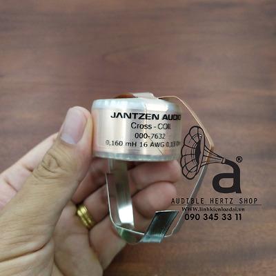 Cuộn cảm 0.16mH Jantzen-Audio Cross Coil