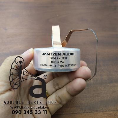 Cuộn cảm 0.62mH Jantzen-Audio Cross Coil